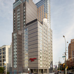 Hampton Inn, Stonehill & Taylor, Downtown Brooklyn, Brooklyn hotels, New Construction, NYC development, Manhattan Bridge