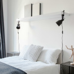 Chelsea duplex, bedroom, The New Design Project