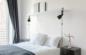 Chelsea duplex, bedroom, The New Design Project