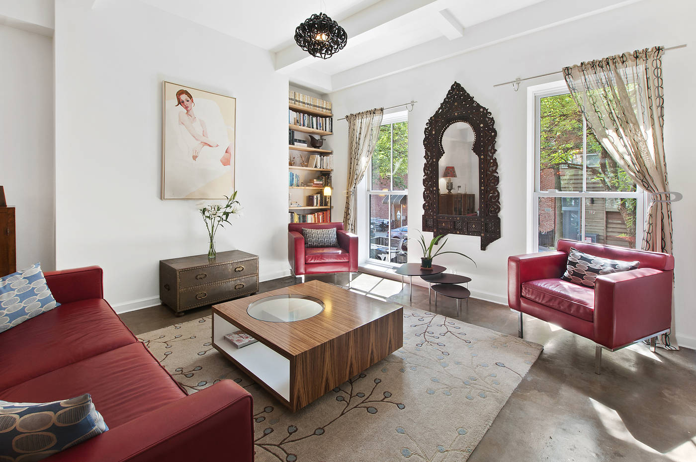 Big Bright And Modern Boerum Hill Townhouse Has It All