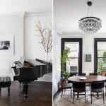 blair haris, interior designer NYC, cobble hill brownstone