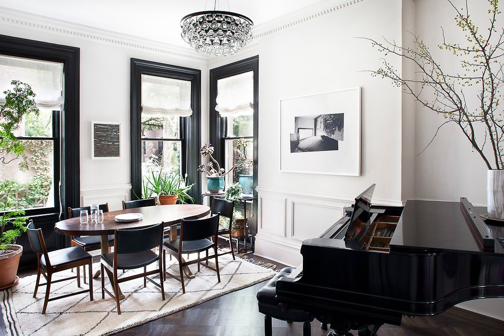 The Gorgeous Cobble Hill Brownstone From Budding Designer