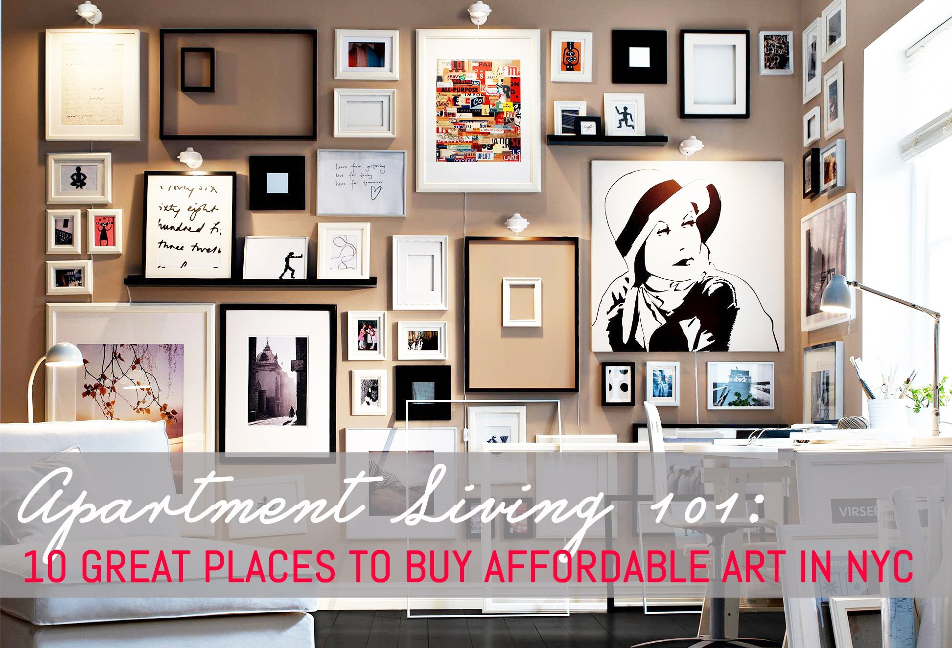 10 Great Places To Buy Affordable Art In New York City 6sqft