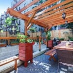 440 East 117th Street, condo, backyard, terrace