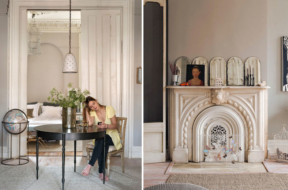 Interior Designer Hilary Robertson Brings British Charm to Her