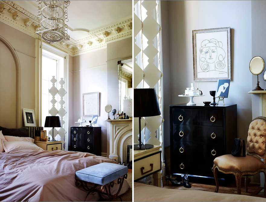 hillary roberston interior design, brooklyn antiques