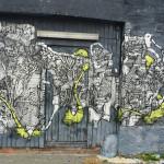 Jonathan Josefsson, graffiti artist sweden
