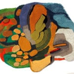 colorful rugs, graffiti rugs, JONATHAN JOSEFSSON