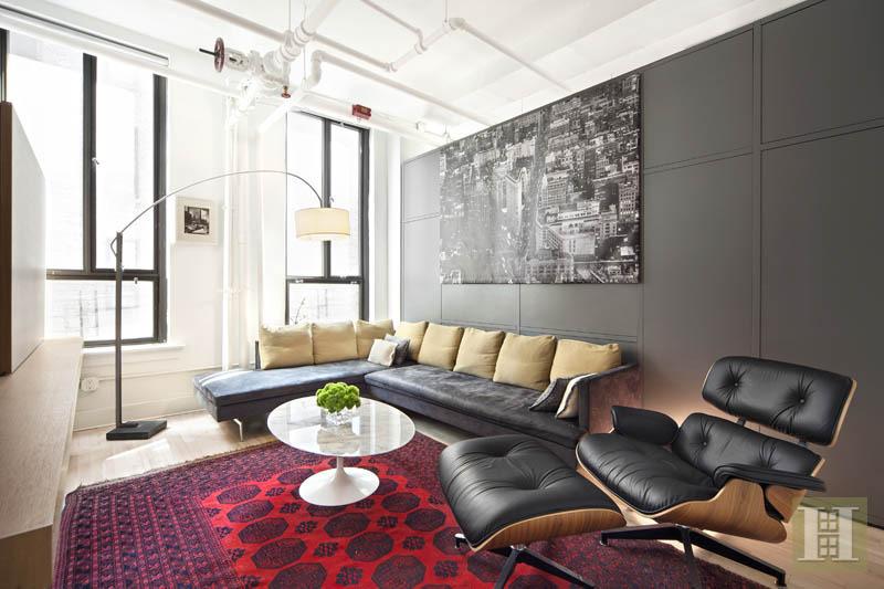 12 West 17th Street, Flatiron loft, Vishaan Chakrabarti, homes of architects