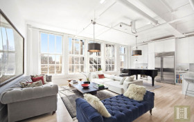 12 West 17th Street, Flatiron loft, Vishaan Chakrabarti, homes of architects