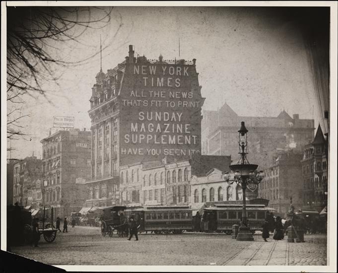Historic photo, Chelsea