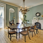 396 Sackett Street, dining room, parlor floor