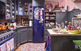 rachael ray's new york home, rachael ray's kitchen