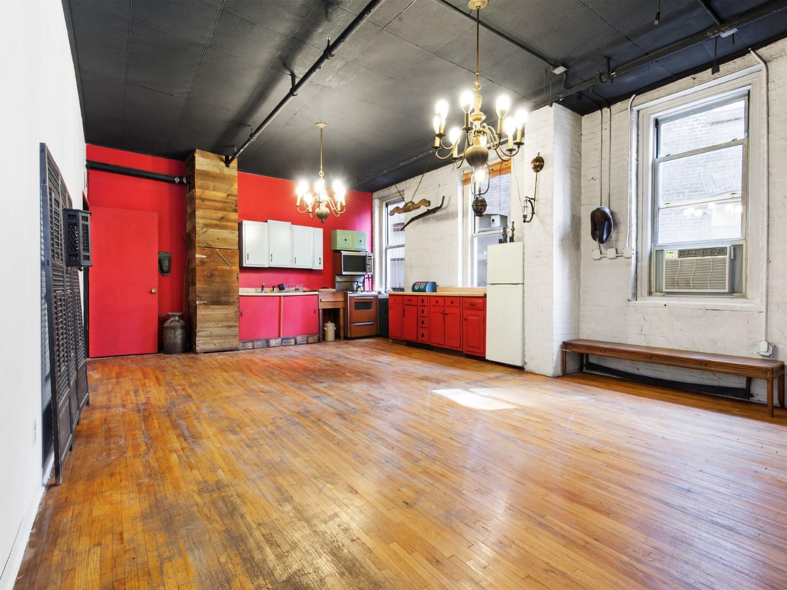 34 West 13th Street, cool listings, Quad Cinema, Lofts for Sale, Greenwich Village, Village Loft,