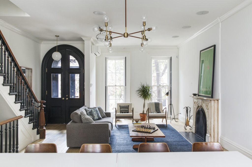 Elizabeth Roberts Combines Styles For A Traditional Yet Hip Park Slope Brownstone 6sqft