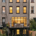 bergen street, park slope brownstone, ensemble architecture