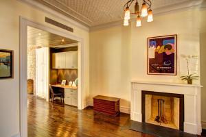 Ben Herzog Architect, park slope townhome renovation, brooklyn brownstone