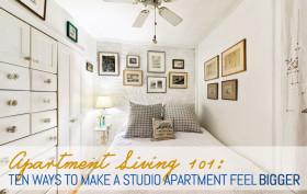 apartment living 101