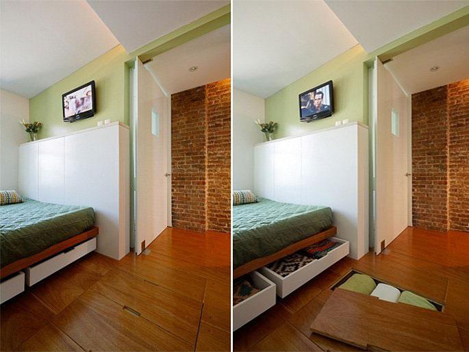 10 ways to make a studio apartment feel bigger 6sqft