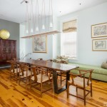 158 mercer street, dining room