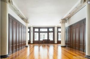 158 Mercer Street, great room, duplex