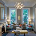 Boerum hill row house, brooklyn renovation, CWB Architects