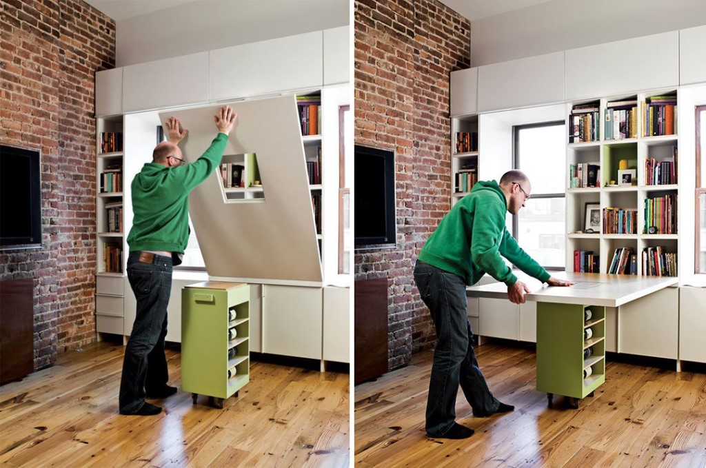 10 ways to make a studio apartment feel bigger 6sqft - Best furniture for a studio apartment ...