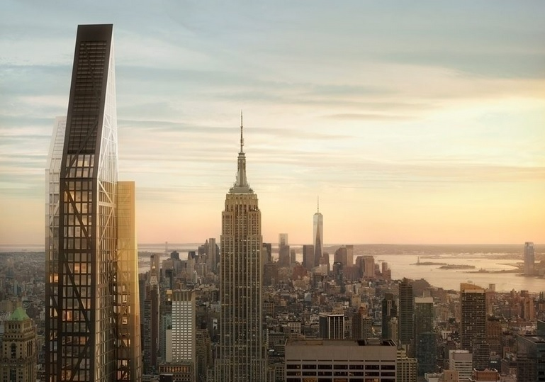 Jean Nouvel S Moma Tower Is Getting The First Of Its