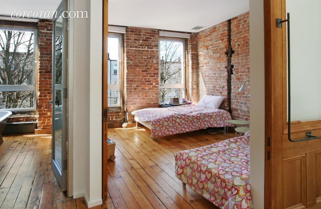 362A 14th Street, bedroom, park slope, rental