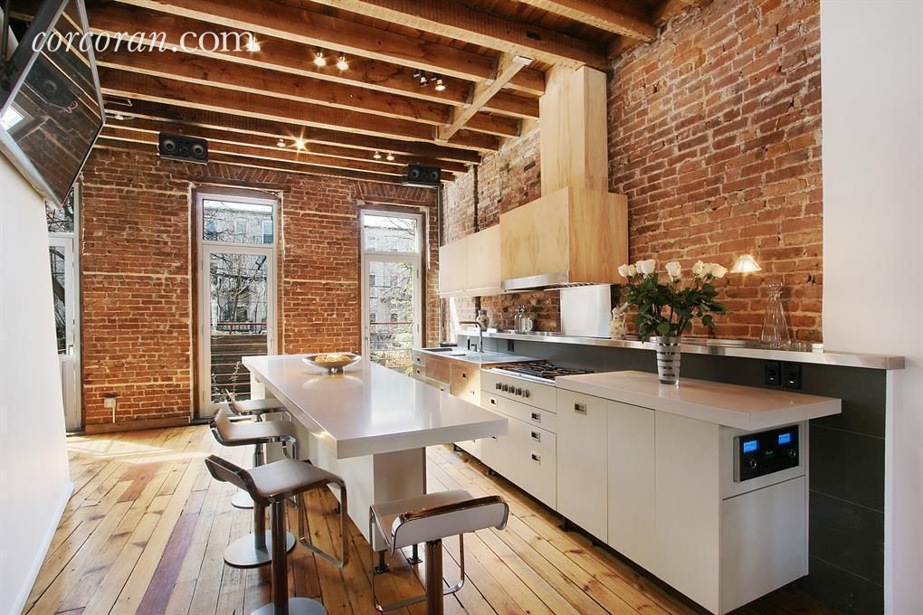 362A 14th Street, kitchen, park slope