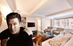 Alec Baldwin apartment, Devonshire House, 28 East 10th Street, NYC celebrity real estate