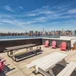 122 West Street, pencil factory, greenpoint, roof deck