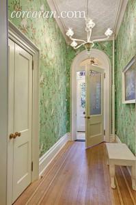 281 Henry Street, Interiors, Brooklyn Heights, Townhouses, Brooklyn Brownstone, Brooklyn Townhouse for Sale, Historic Homes, Devonshire House, Romaine Orthwein,