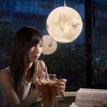 luna globe lights will illuminate your space just like the