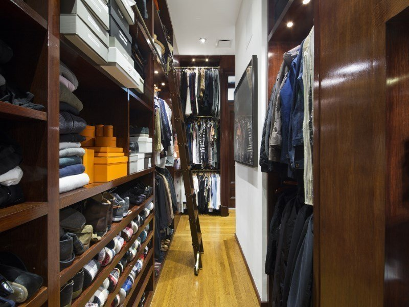 1 West 72nd Street, The Dakota, closet