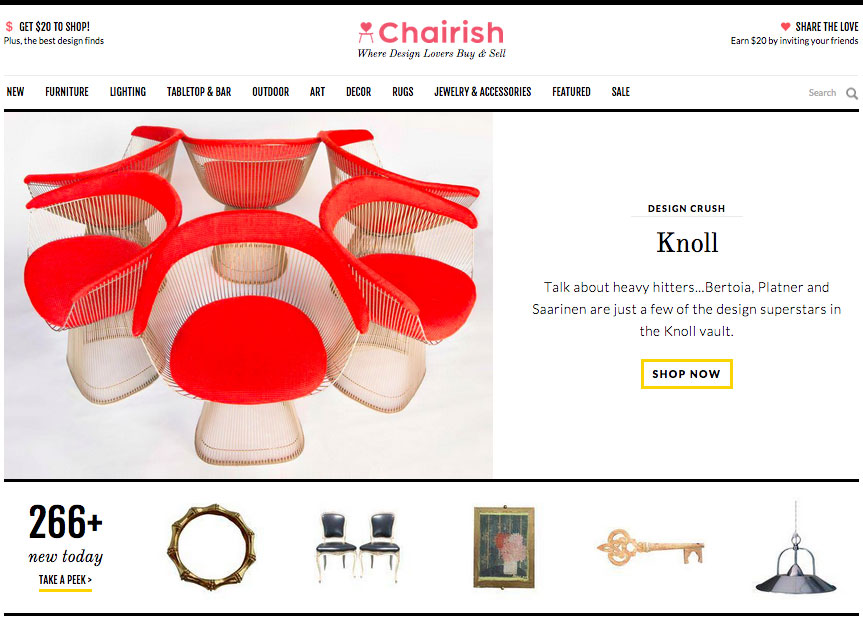 chairsh furniture