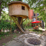 283 Adelphi Street, treehouse, fort greene