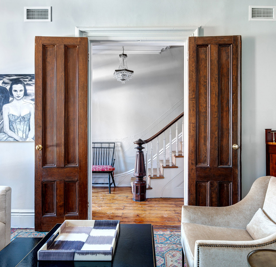 Brownstone Interior Design: Brooklyn Brownstone By McGrath II Shines With Subtle Color