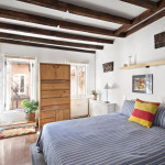 337 West 20th Street, bedroom, co-op, carriage house