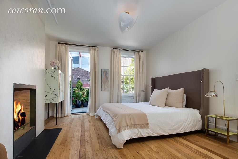 27 Vandam Street, townhouse, soho, cool listings, townhouse for sale, Matthew Baird, Eric Goetz, Baird Architects, interiors, historic homes