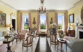 834 Fifth Avenue, Carroll Petrie, Rosario Candela, NYC celebrity real estate
