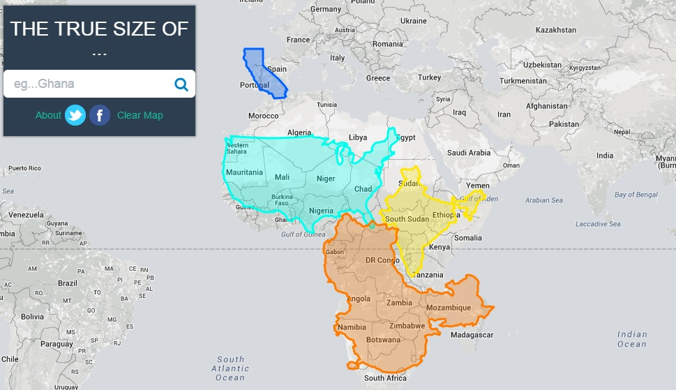 True size map will change everything you think about world true size map will change everything you think about world geography gumiabroncs Image collections