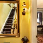 401 Manhattan Avenue, staircase, Harlem, historic