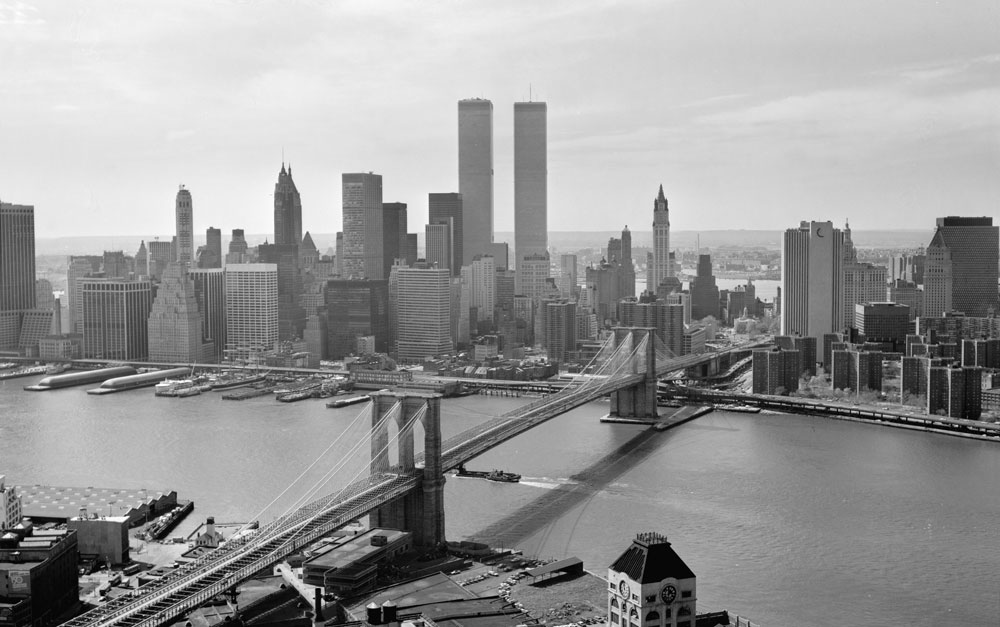 nyc twin towers 1978 pre-9/11