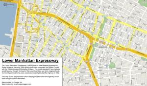 Mid-Manhattan Expressway, Lower Manhattan Expressway, Robert Moses, Unbuilt Highways of NYC, Vanshnookenraggen, Andrew Lynch