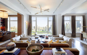 Robert A.M. Stern, 15 Central Park West, NYC celebrity real estate, Frank Lampard