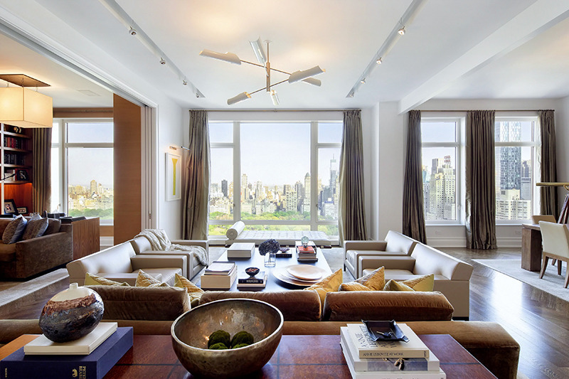 Soccer star frank lampard checks out a 52 000 month pad for New york central park apartments for sale