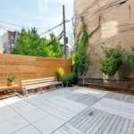 113A Columbia Street, backyard