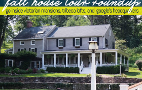 fall house tours 2015
