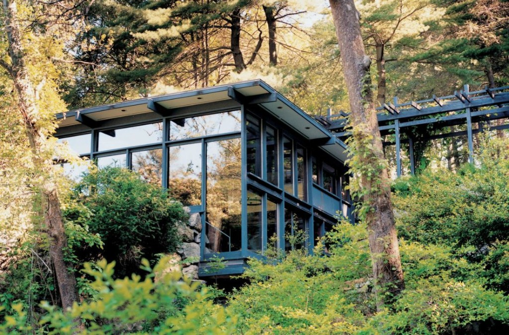 manitoga, Garrison NY, Russel Wright, mid-century modern homes,